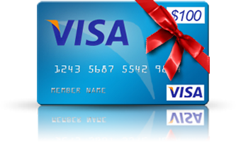 Get a $100 VISA Prepaid Card when you subscribe by March 31, 2016
